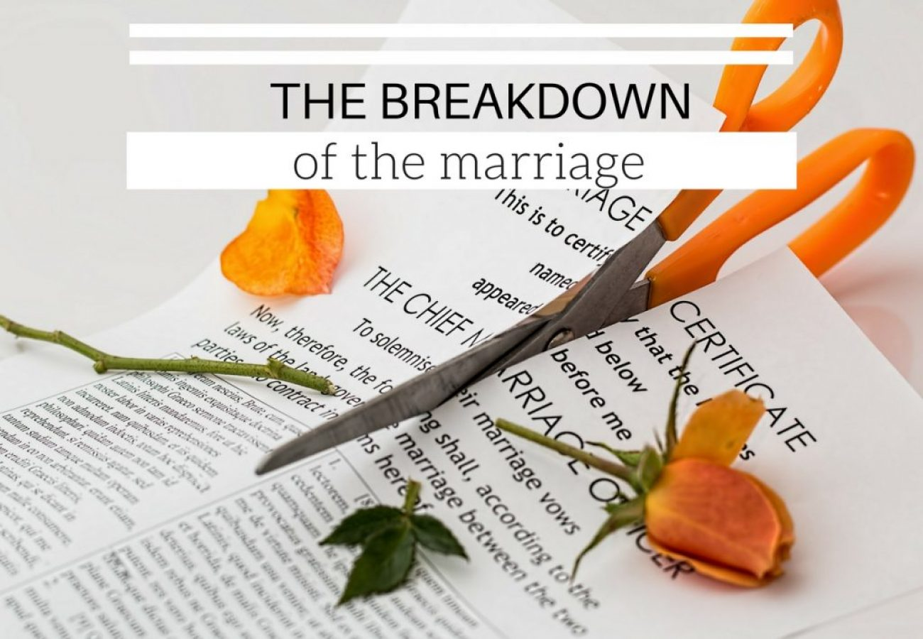 the-breakdown-of-the-marriage